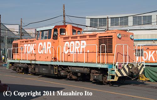 東急車輌製造 DD555