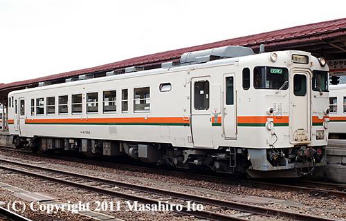 キハ40 5802