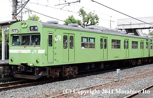 クハ103-180