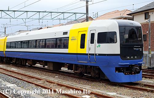 クハ254-1