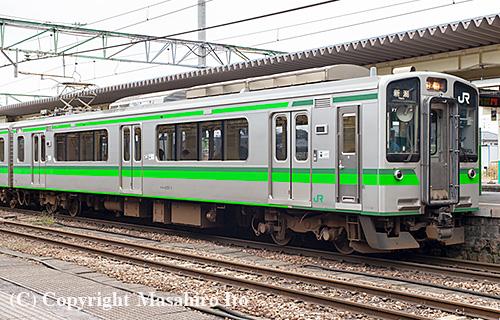 クモハE127-1