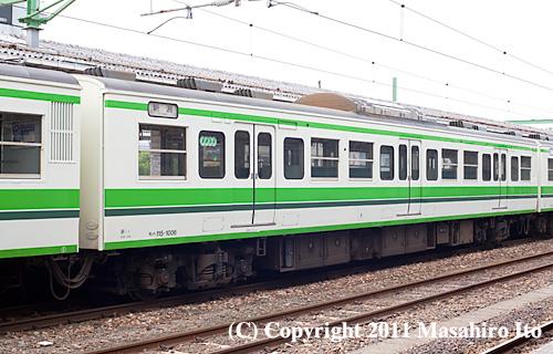 モハ115-1006