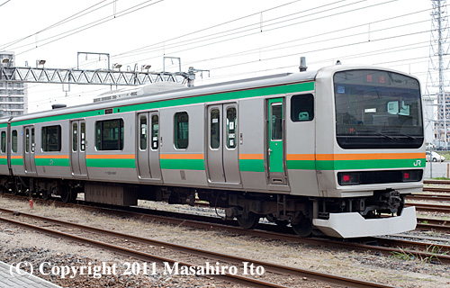 クハE230-8007