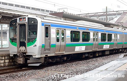クハE720-501