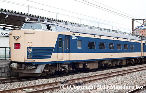 クハネ583-8