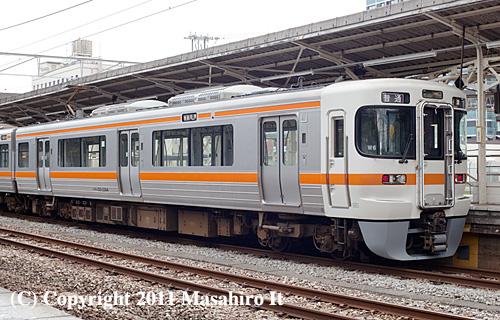 クモハ313-2304