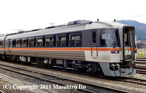 キハ85-1110