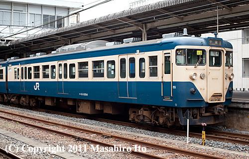 クハ111-2054