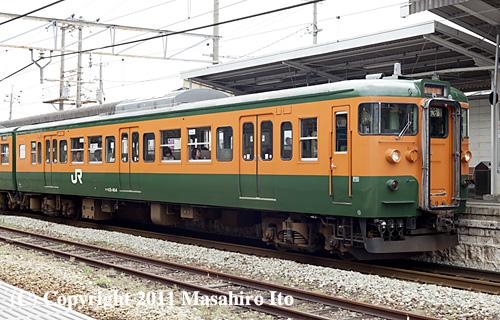 クハ115-404