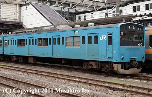 クハ201-113