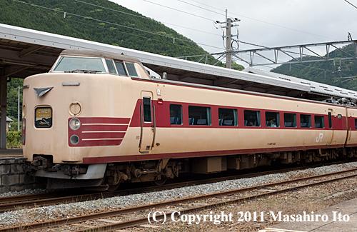 クハ381-143