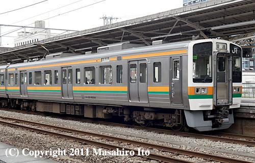 クモハ211-6004