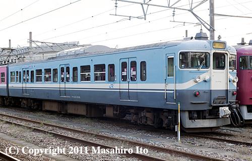 クモハ415-806
