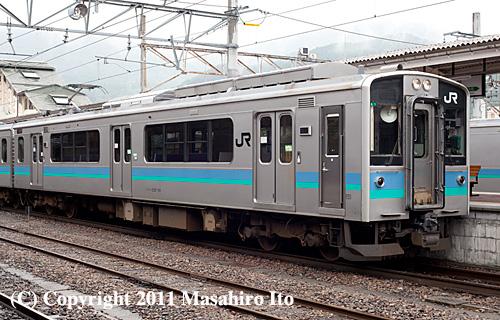 クモハE127-101