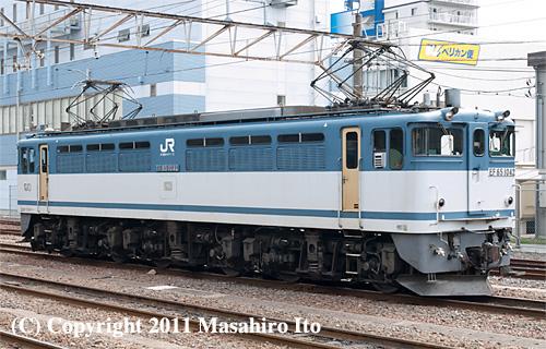 EF65 1042