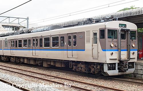 クモハ114-6123