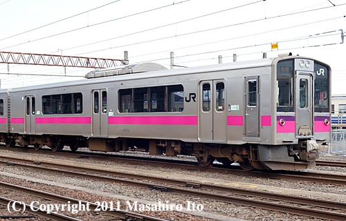 クハ700-101