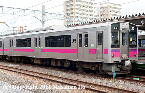 クハ700-4