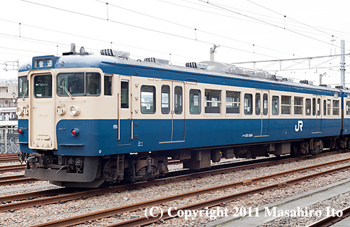 クハ115-384