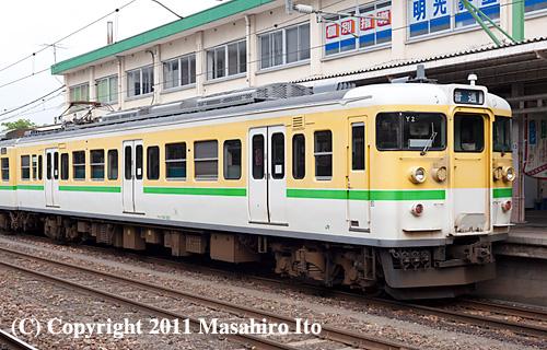 クモハ114-503