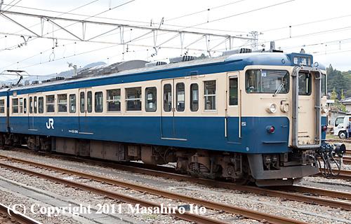 クモハ115-306