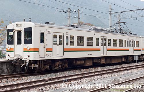 クモハ119-22