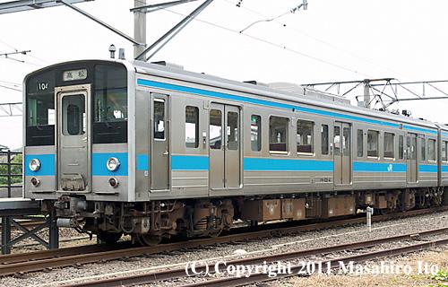 クモハ121-4