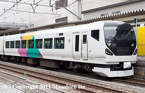 クハE256-3