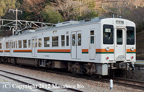 クモハ119-5012