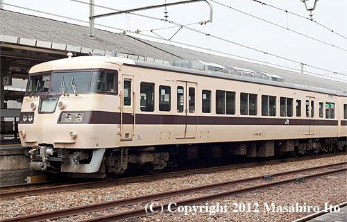 クハ116-101