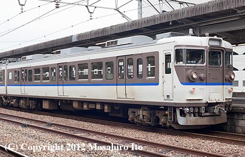 クハ115-604