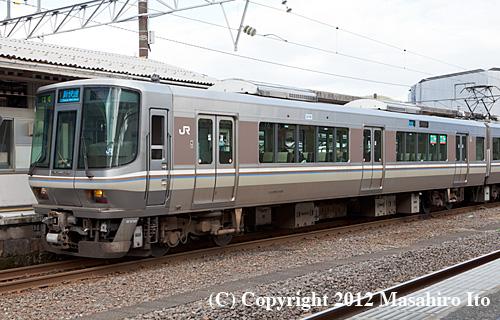 クハ222-2102