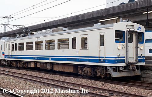 クモハ123-3
