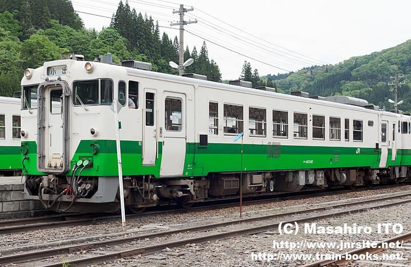 キハ40 542