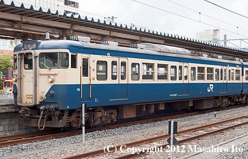 クハ111-1057