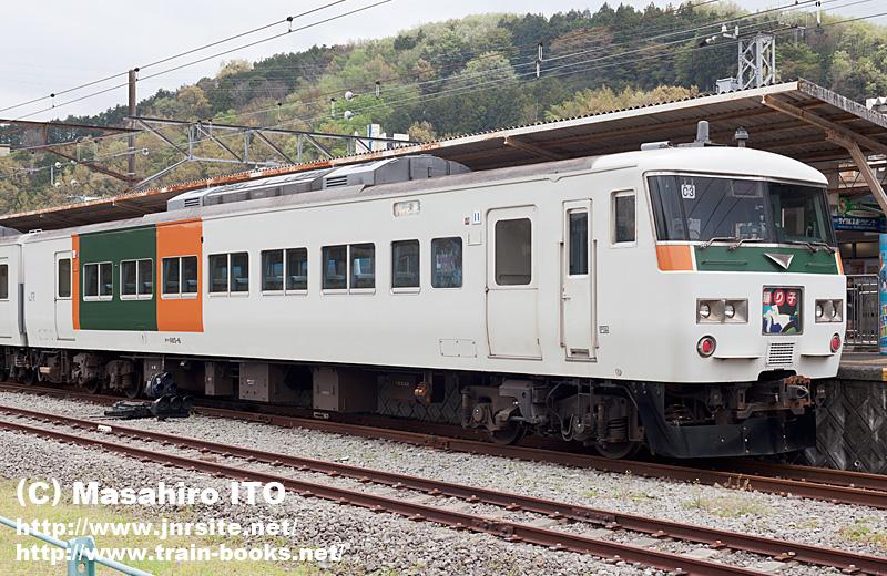 クハ185-6