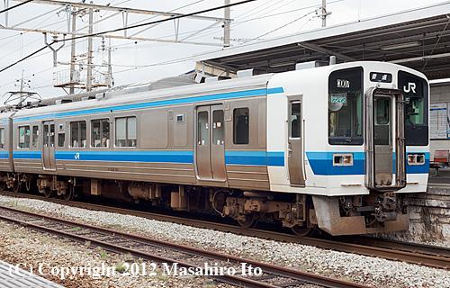 クハ212-101