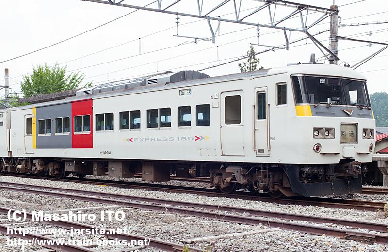 クハ185-201