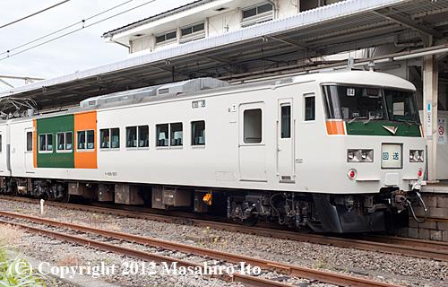 クハ185-307
