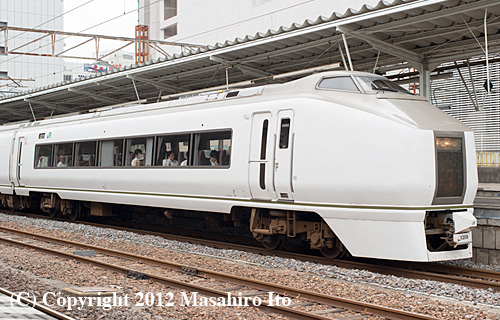 クハ651-109