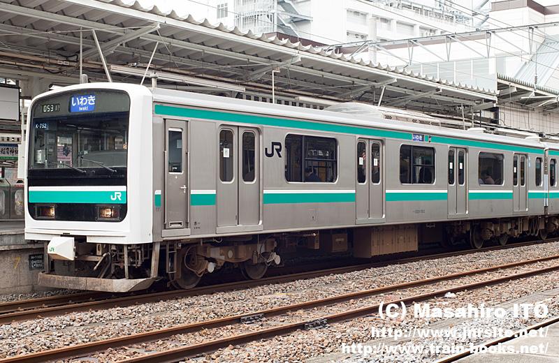 クハE501-1002