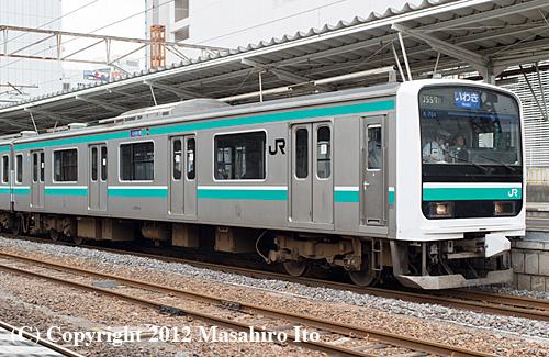 クハE501-4