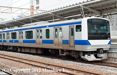クハE531-6