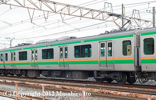 モハE233-3608