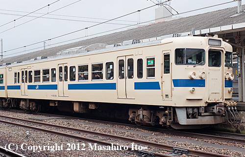 クハ115-315