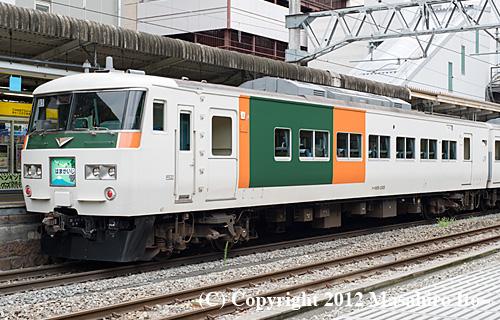 クハ185-205