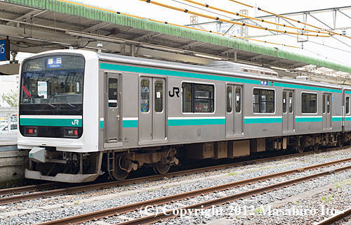 クハE500-4