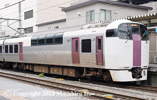 クモハ215-3