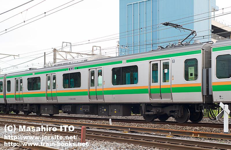 モハE233-3405