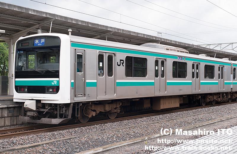 クハE501-2